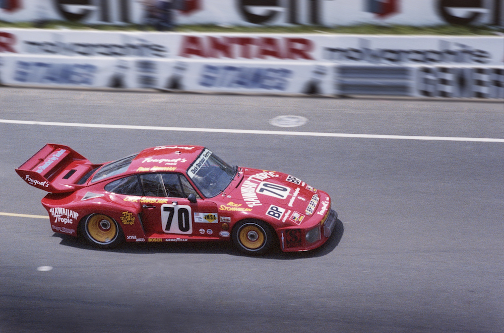 Product image for Porsche 935  driven by Paul Newman | Steve Theo