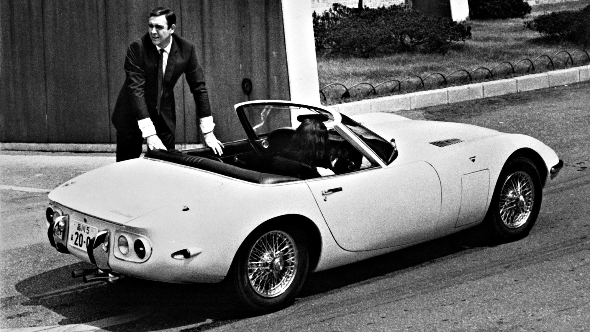 How James Bond turned to Austin-Healey when Toyota sports car was too weedy