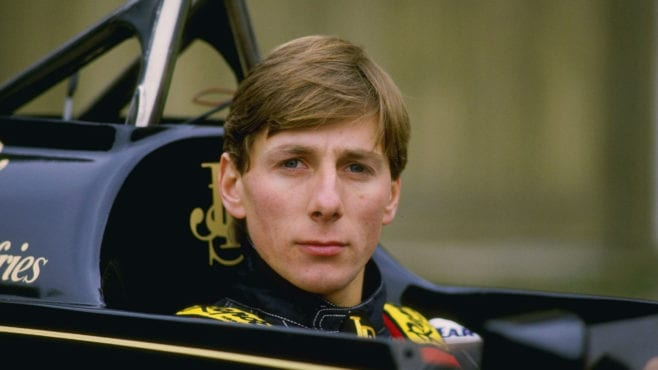 Johnny Dumfries, Lotus F1 driver and Le Mans winner, dies aged 62