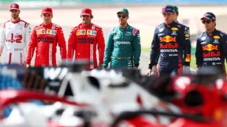 Beating the other guy: predicting 2021's F1 team-mate duels