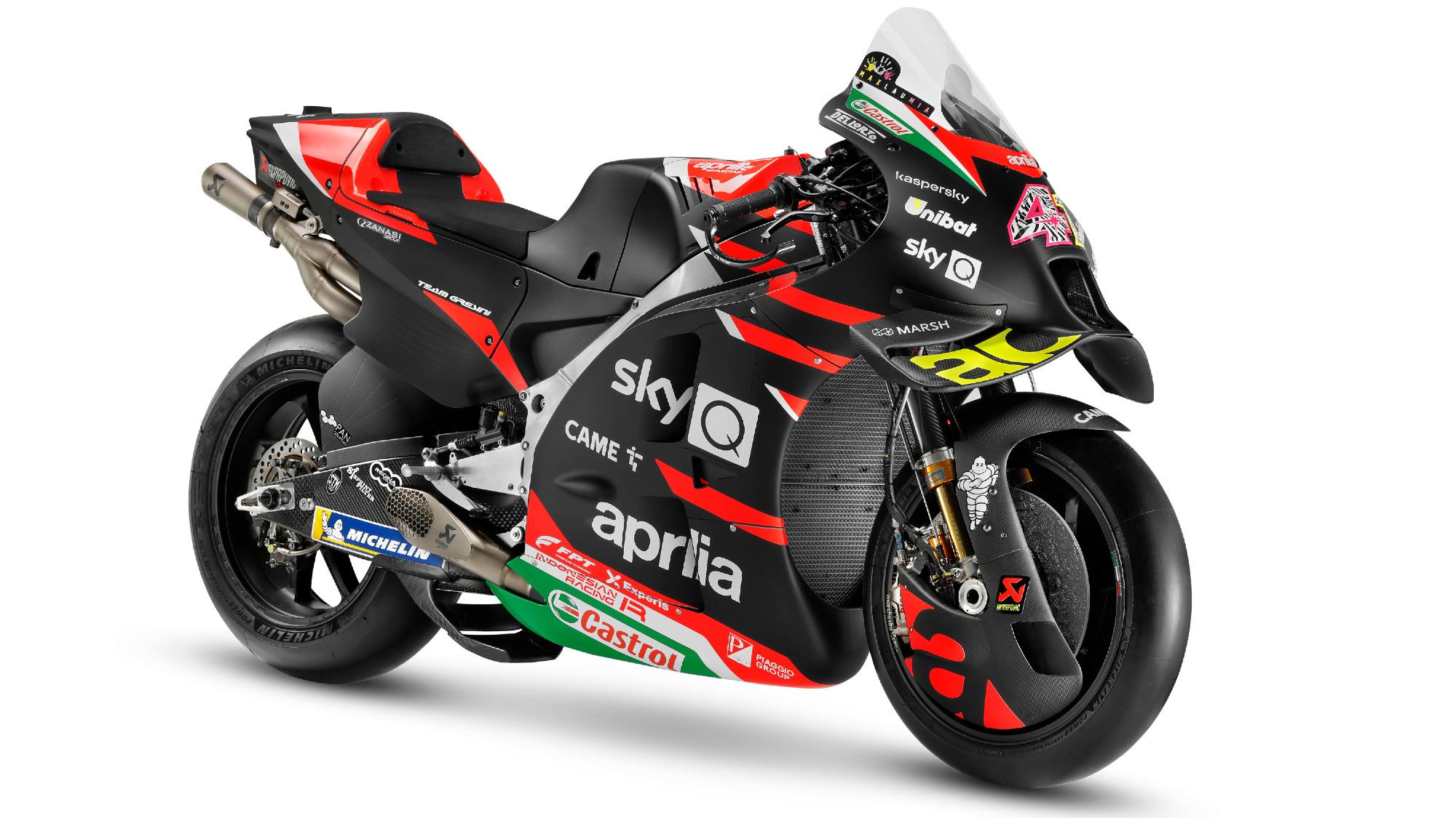 2021 RS-GP Aprilia