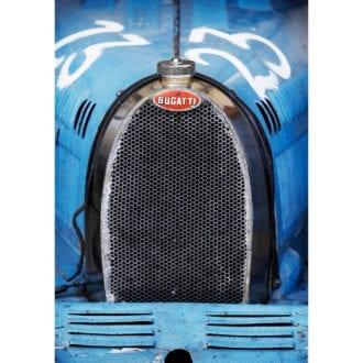 Product image for Bugatti Bonnett #23 | Steve Theo