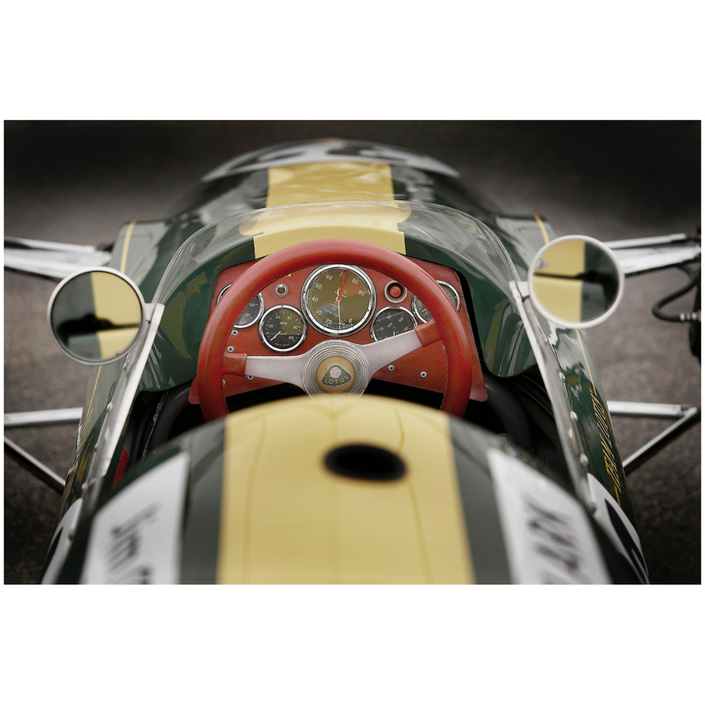 Product image for Lotus 32b Cockpit | Steve Theo