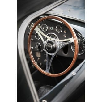 Product image for AC Ace Bristol Steering Wheel   Steve Theo