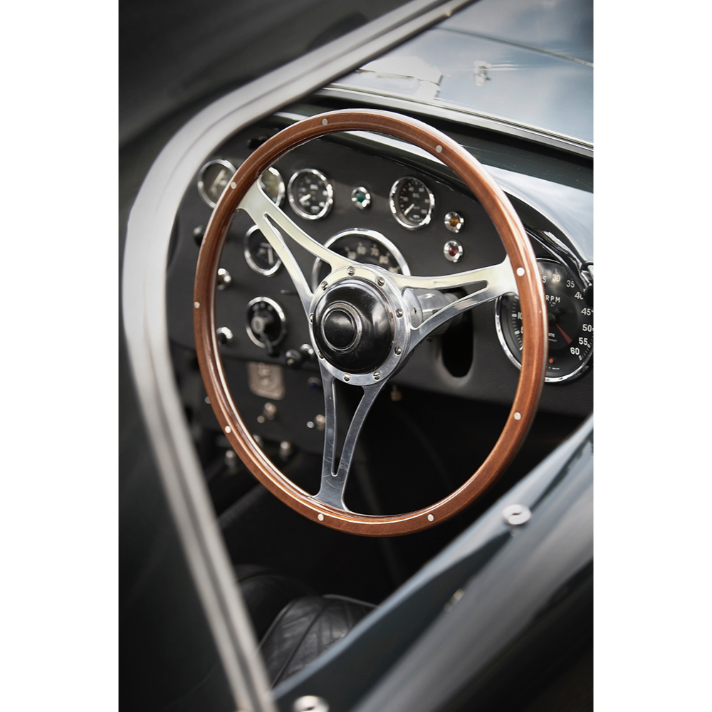 Product image for AC Ace Bristol Steering Wheel | Steve Theo