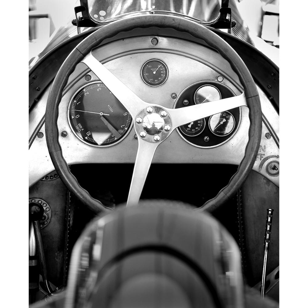 Product image for Alfa Romeo 158 Steering Wheel | Steve Theo