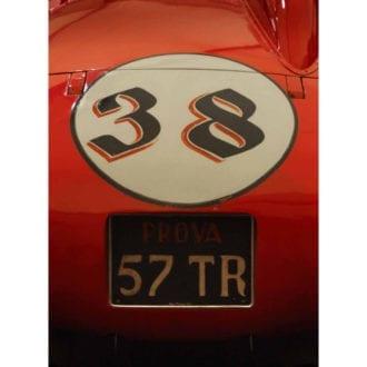 Product image for Ferrari PROVA 57 TR | Rear | Steve Theo