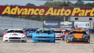 Massive bhp and minimal downforce — the revival of Trans Am racing