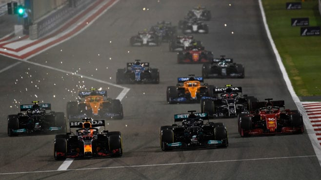 Four things you missed from the 2021 Bahrain Grand Prix