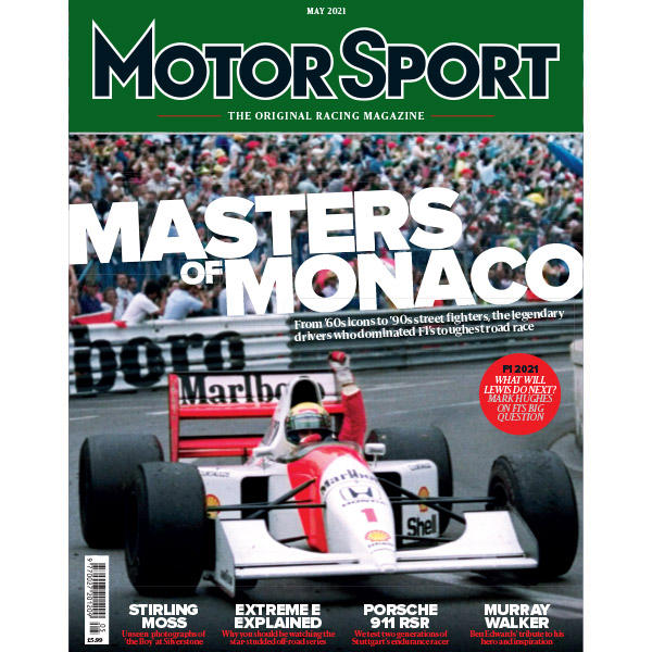 Product image for May 2021 | Masters of Monaco | Motor Sport Magazine