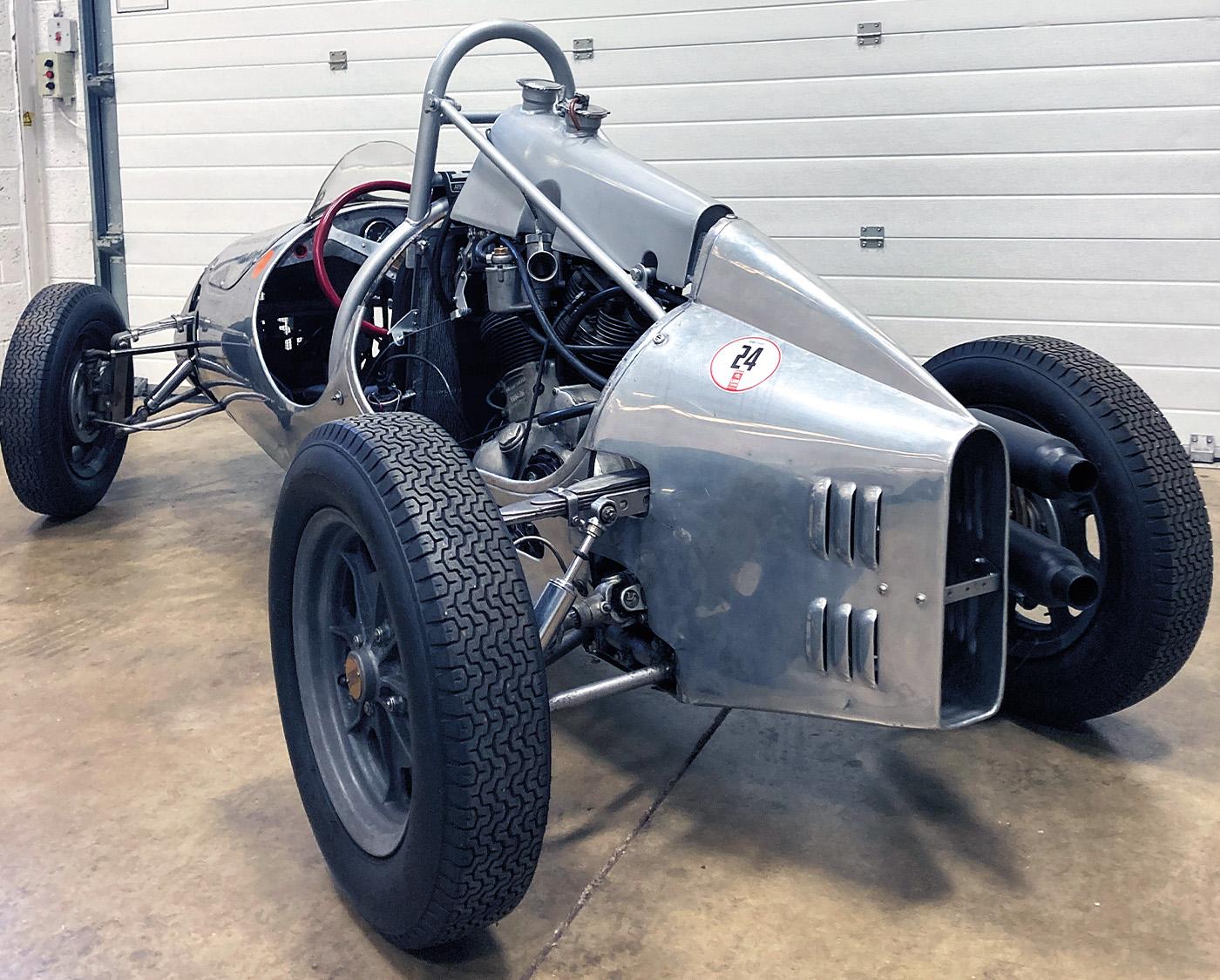 Cooper Vincent-F2 rear