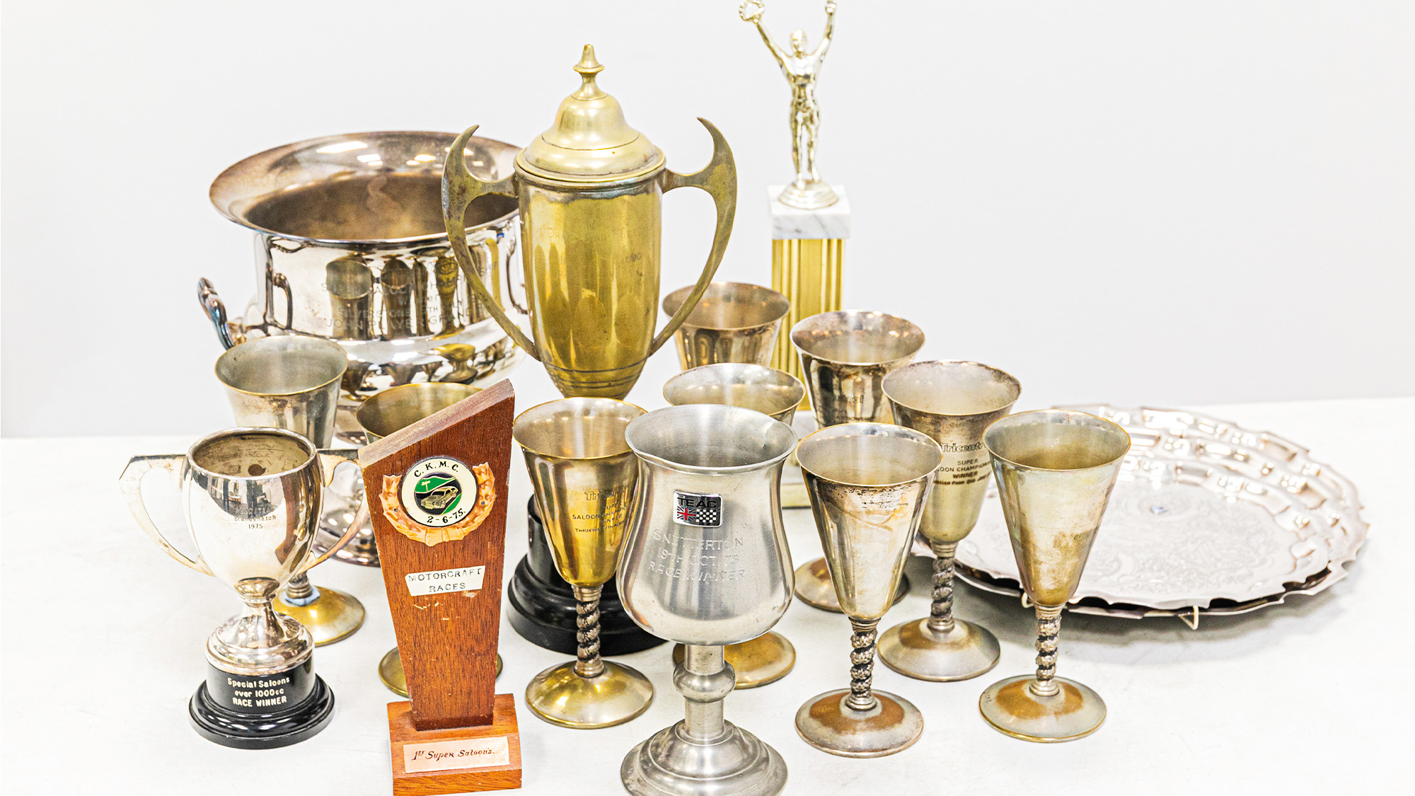 Gerry Marshall Trophies
