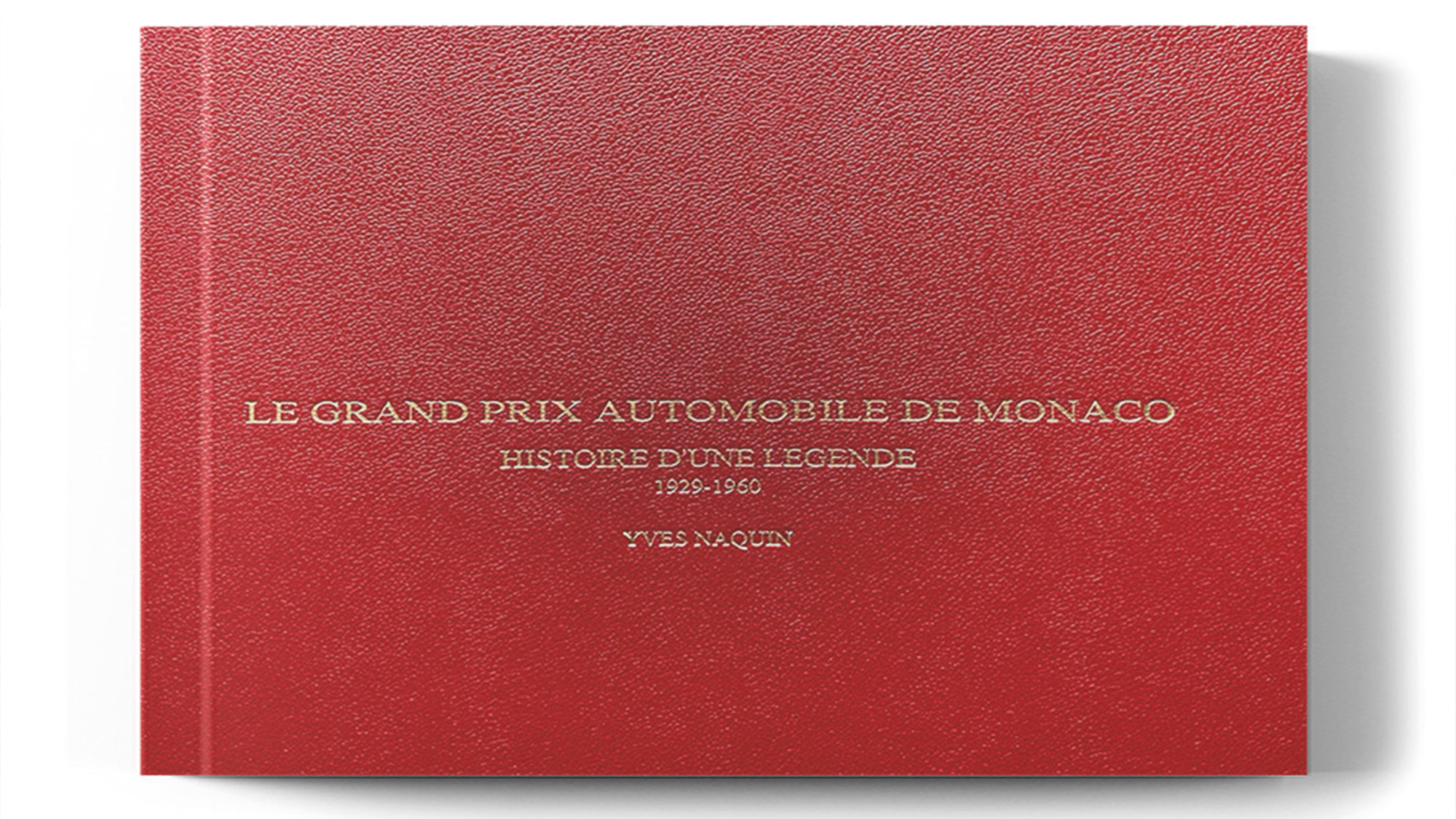 History of the Monaco Grand Prix book