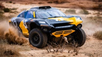 Explosive performance from electric SUVs — why Extreme E will be huge