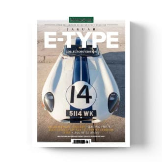 Product image for Jaguar E-Type   Motor Sport Magazine   Collectors' Edition