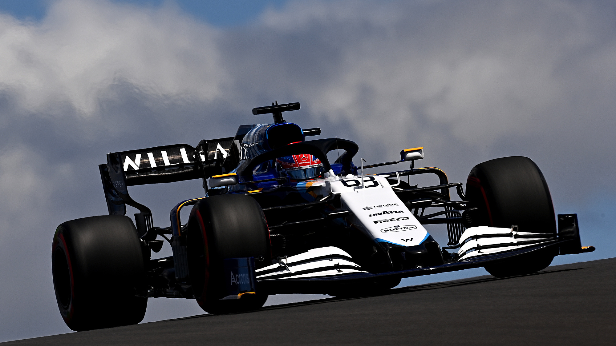 George Russell, 2021 Portuguese GP