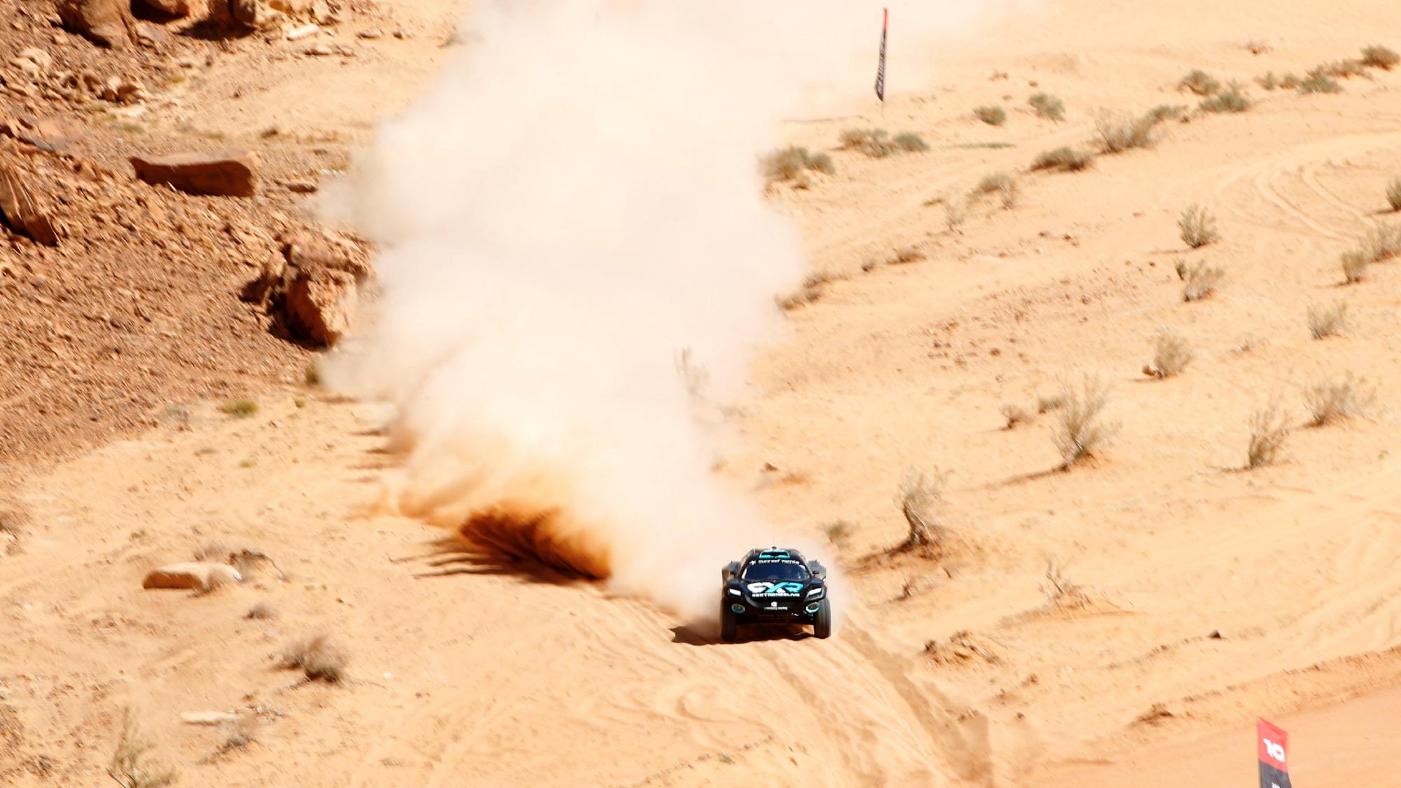 Rosberg X Racing, 2021 Desert XPrix