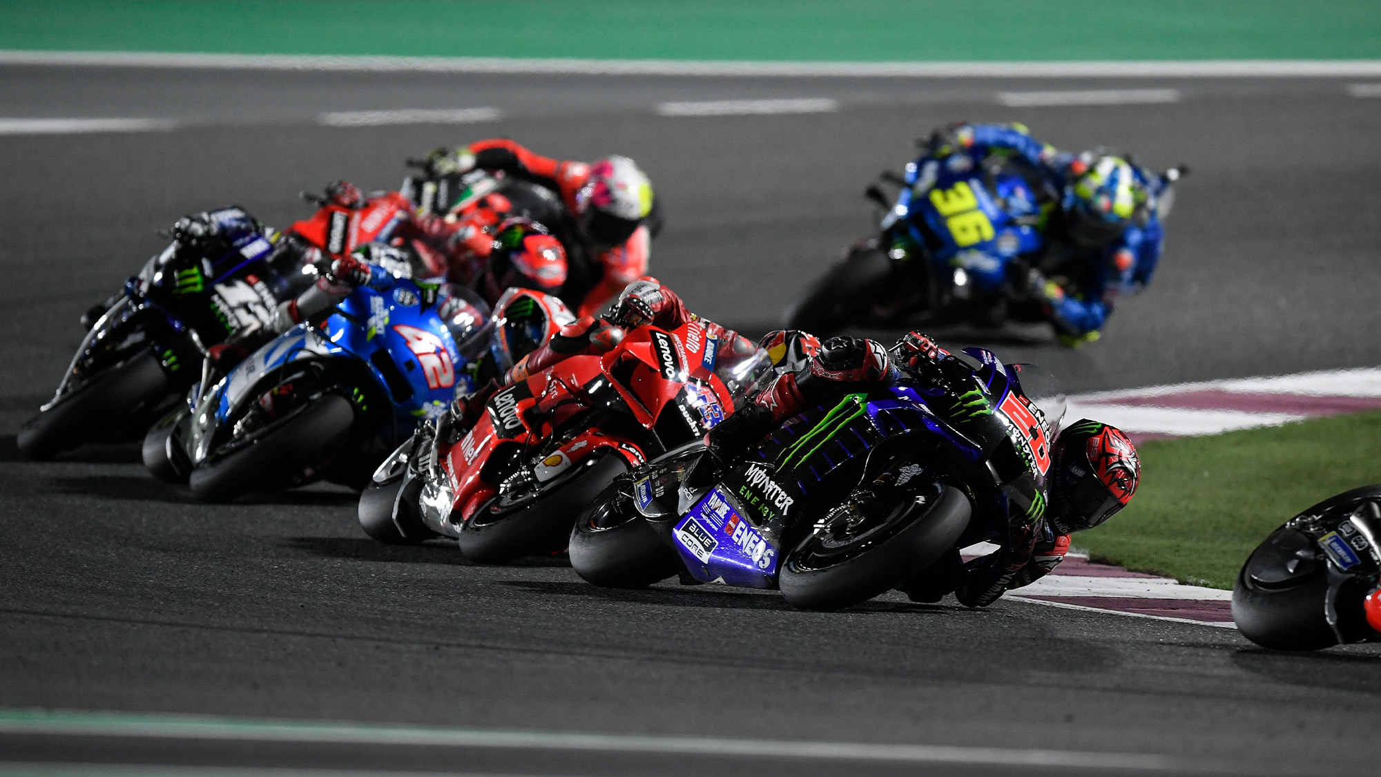 Yamaha: 2 Rest of the grid: 0 — Doha MotoGP insight