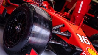 Pirelli's race to develop 18-inch F1 tyres for 2022