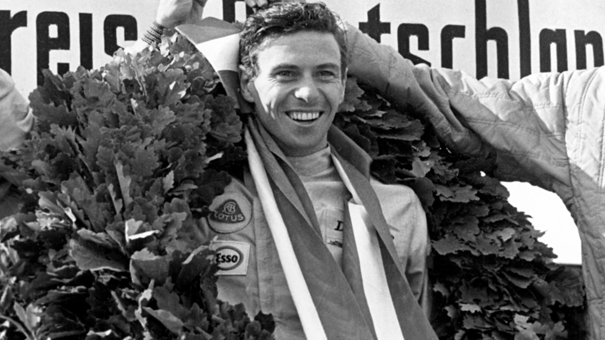 Jim Clark, 1965 German GP