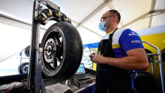 What's up with Michelin's MotoGP tyres? Part 2