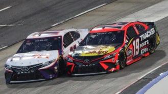 Truex snaps NASCAR different winner streak with Martinsville victory