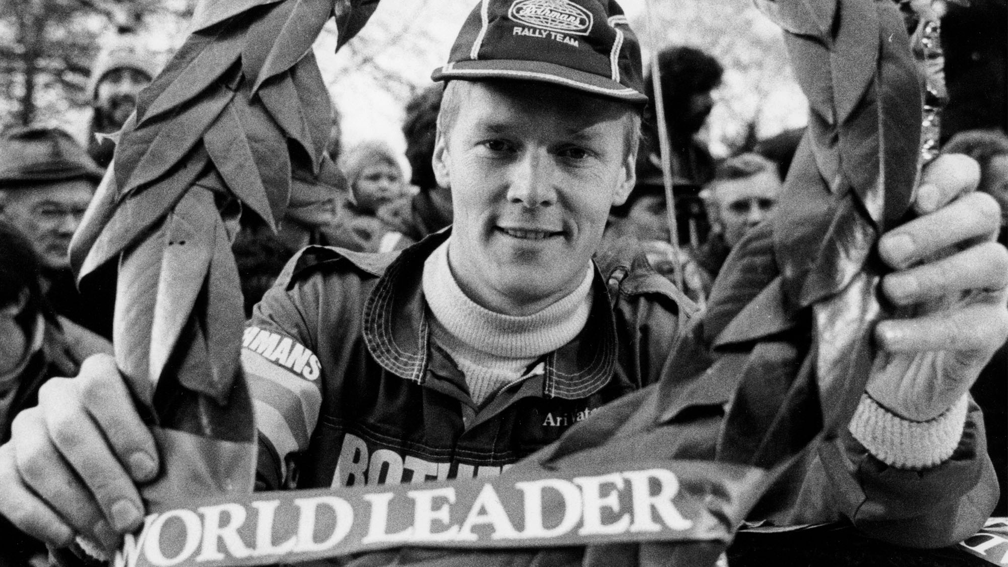 Ari Vatanen, the World Rally Champion, 1981. His international break was in the 1976 British Rally Championship. His first World Rally Championship (WRC) was in the Acropolis Rally in 1980. He was the World Champion in 1981 with a David Sutton Ford. After an almost fatal accident in Argentina in 1985 he moved to Rally Raids. In 1995-1997 he drove in Rally Raids for Citroen. (Photo by National Motor Museum/Heritage Images/Getty Images)