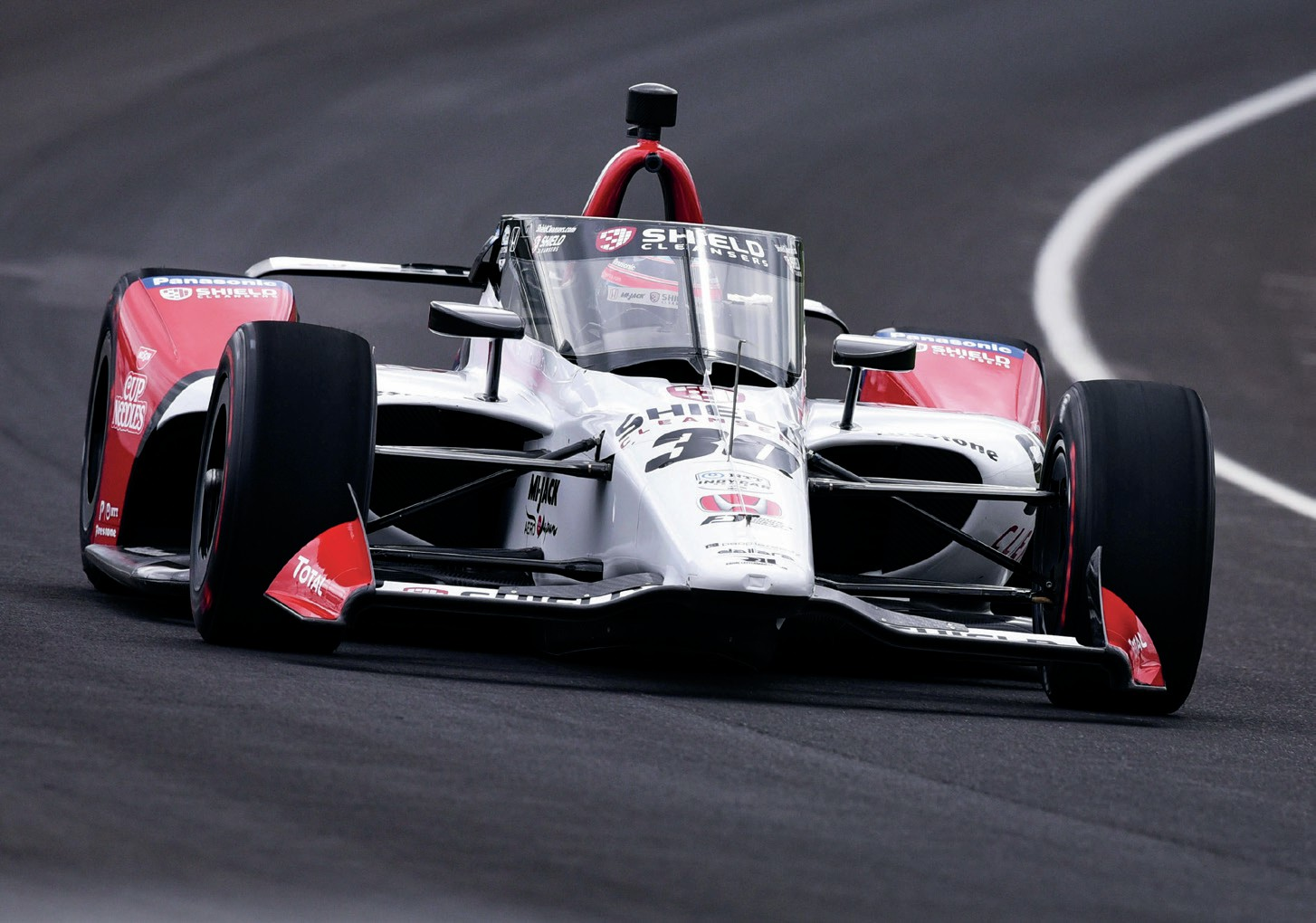 Takuma Sato Indy 500