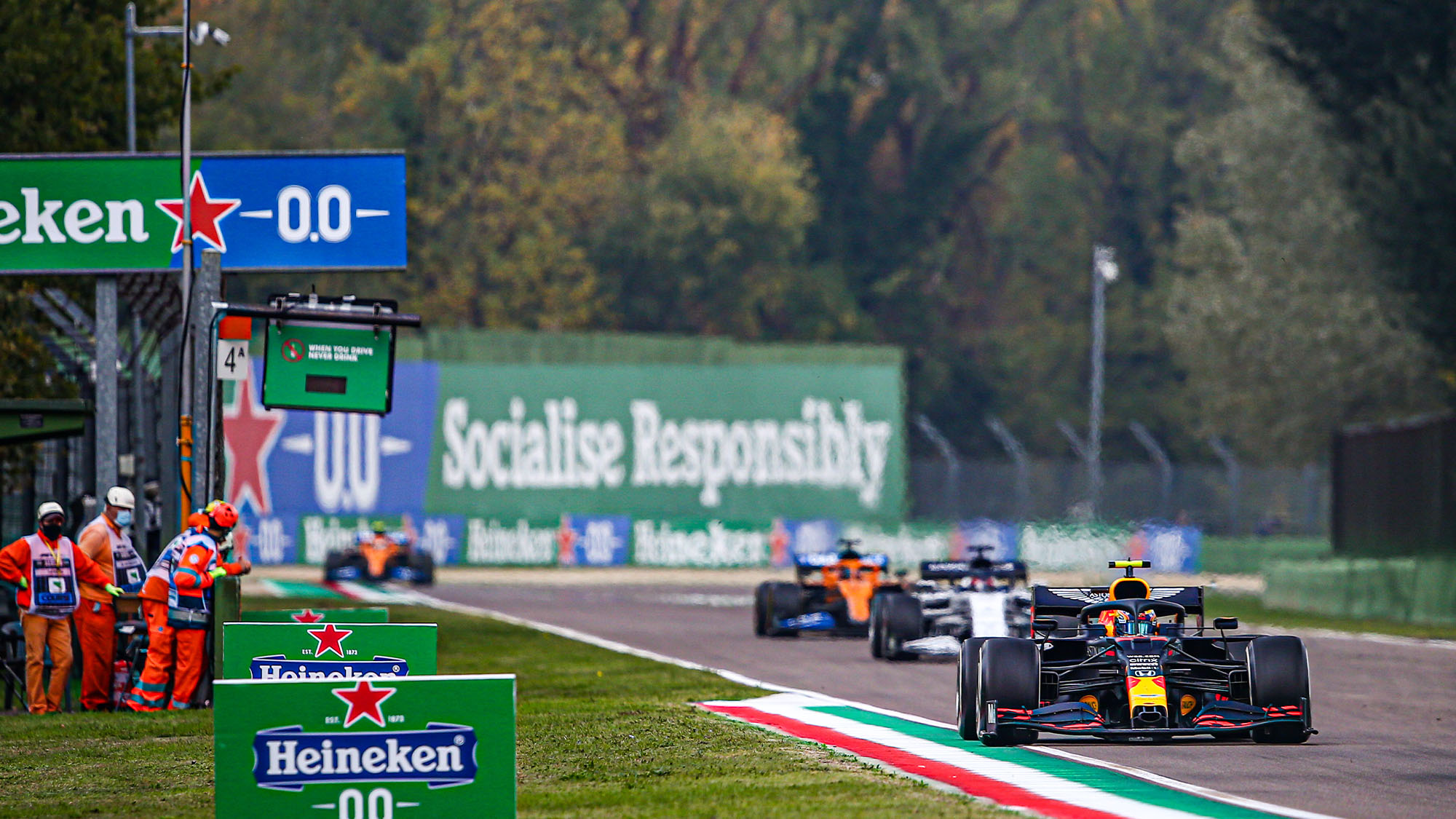 Imola qualifying moved to avoid Prince Philip funeral clash