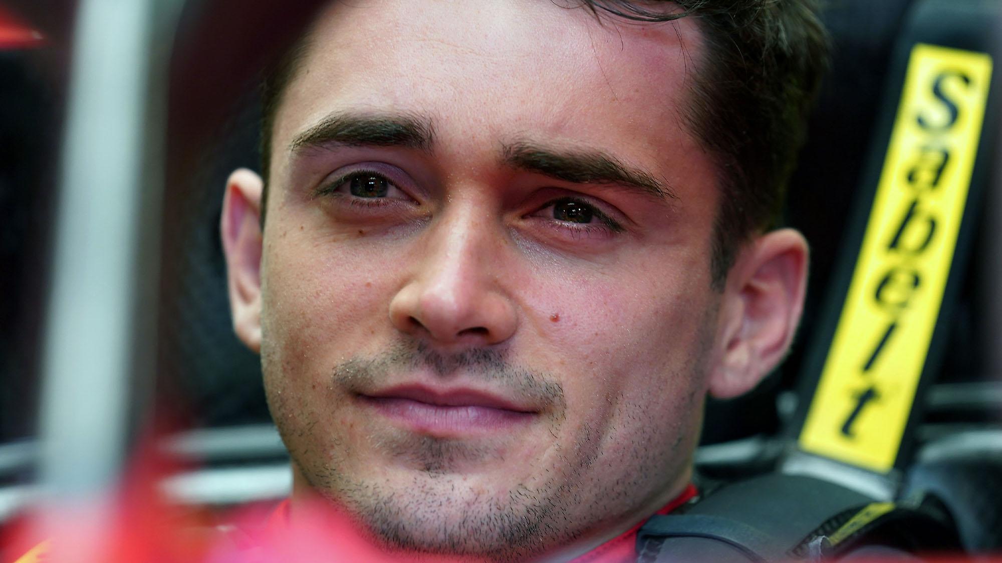 Charles Leclerc (Ferrari) before the 2021 Bahrain Grand Prix. Photo: © Copyright: FIA Pool Image via Grand Prix Photo - for Editorial Use Only