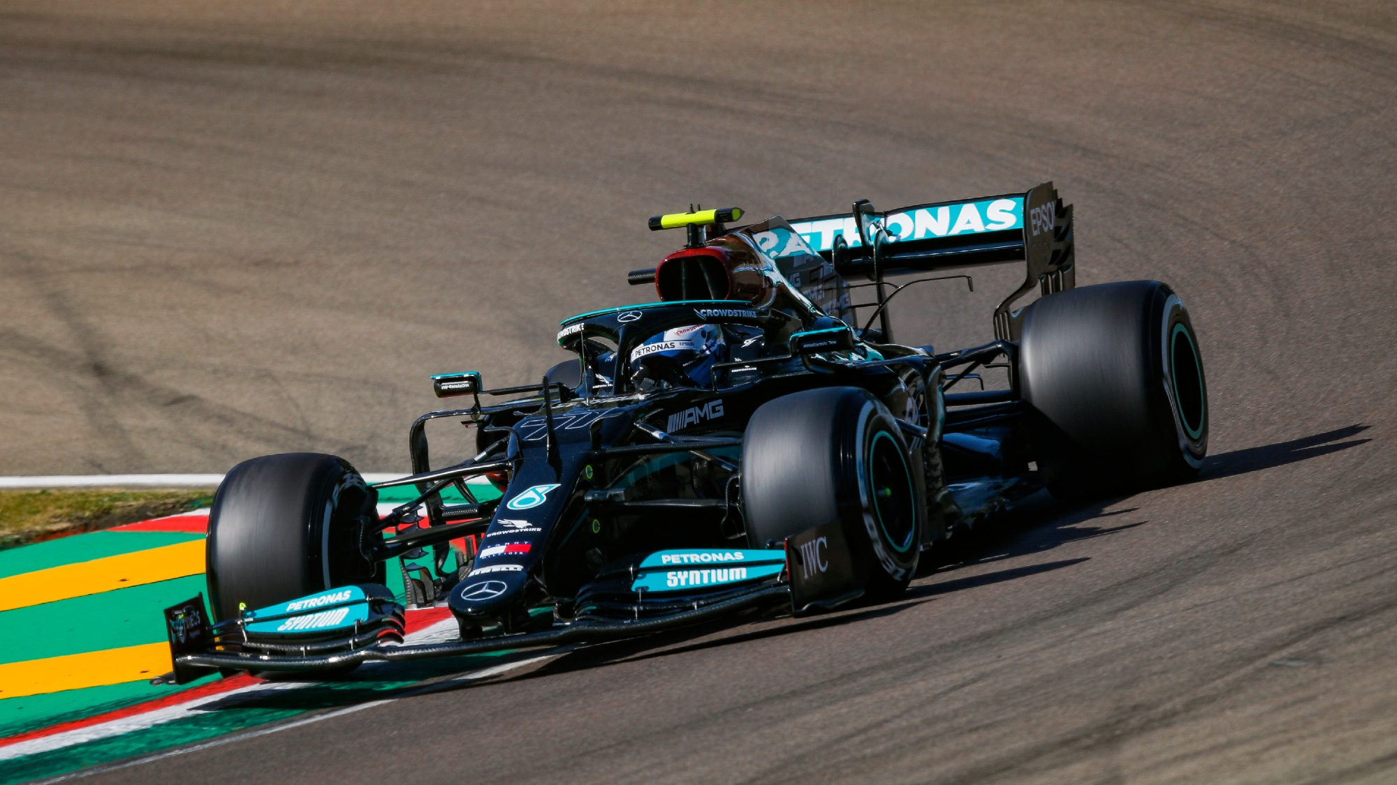 2021 Emilia Romagna Grand Prix practice round-up: Bottas narrowly ahead at Imola after FP1