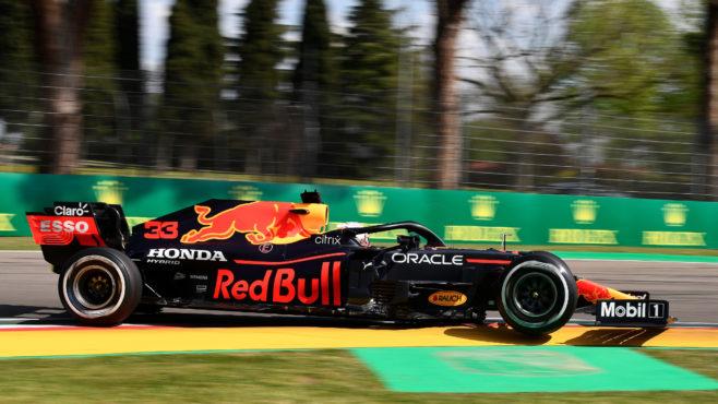 2021 Emilia Romagna Grand Prix practice round-up: Verstappen fires warning shot ahead of qualifying