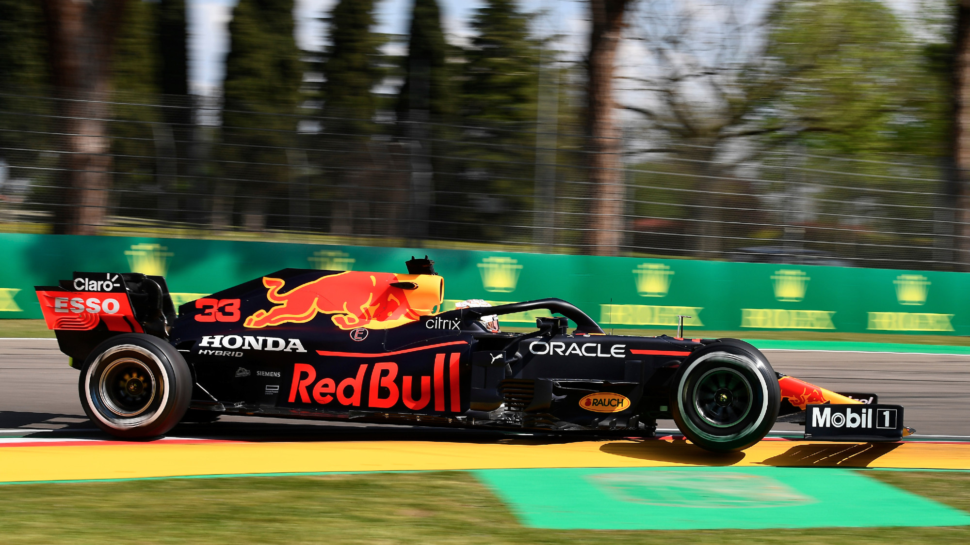 2021 Emilia Romagna Grand Prix practice round-up: Verstappen fires warning shot ahead of qualifying