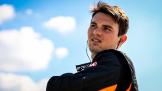 Pato O'Ward offered McLaren F1 test bonus if he can win in IndyCar