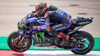 How Yamaha fixed the YZR-M1