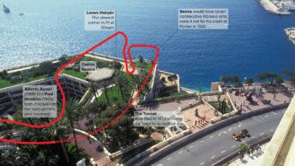 The magic of the Monaco Grand Prix