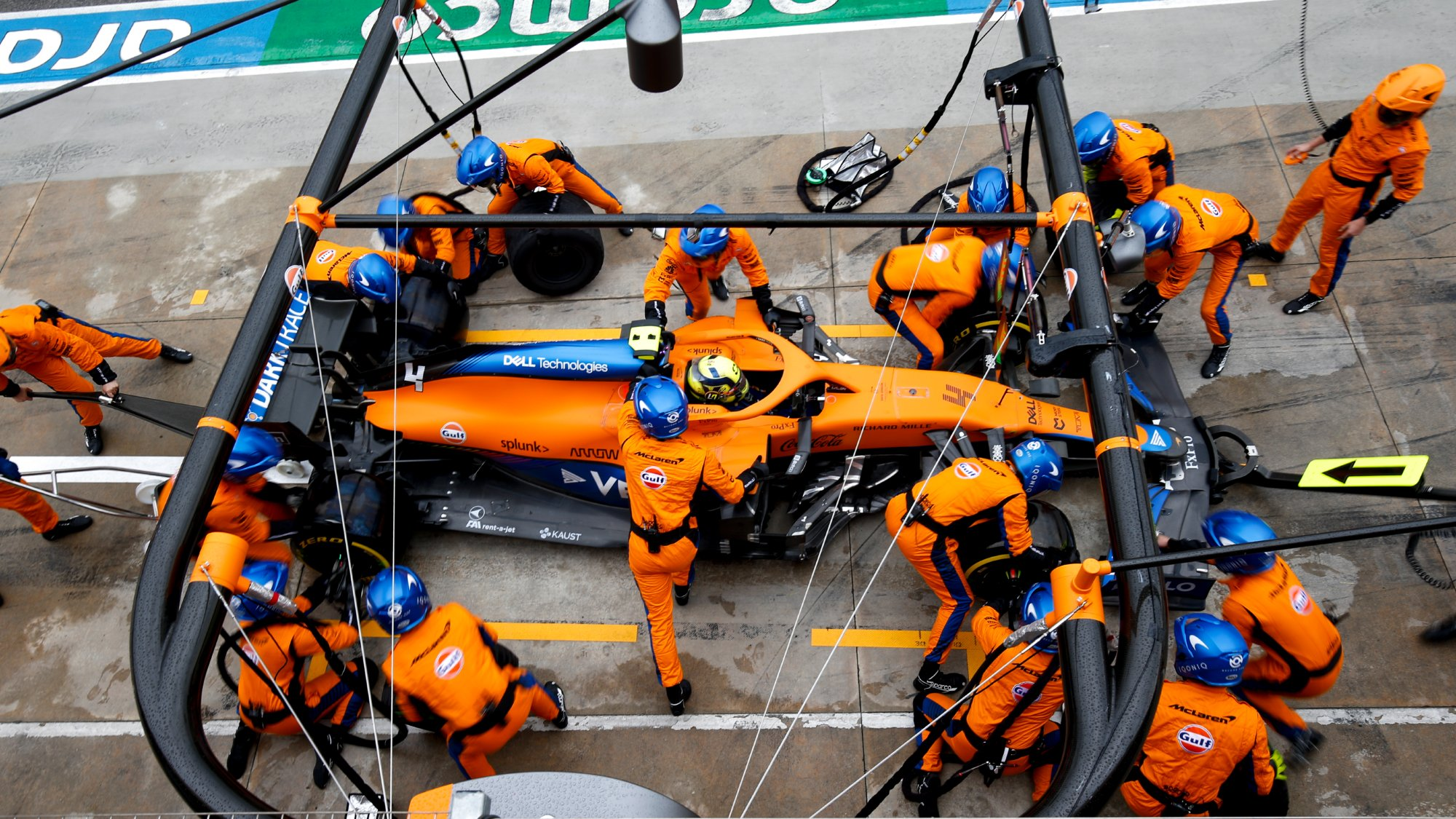 How the pieces are falling into place for McLaren