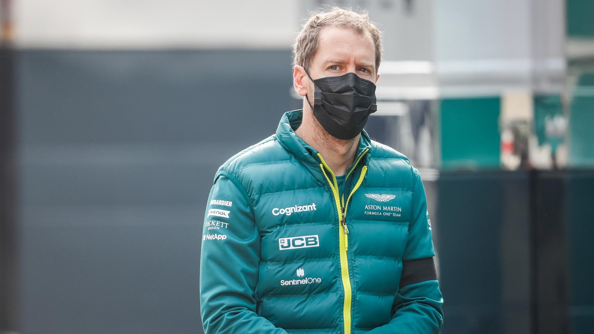 Seb Vettel, 2021 iMOLA gp