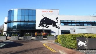 Red Bull poaches senior Mercedes engineer for powertrain project