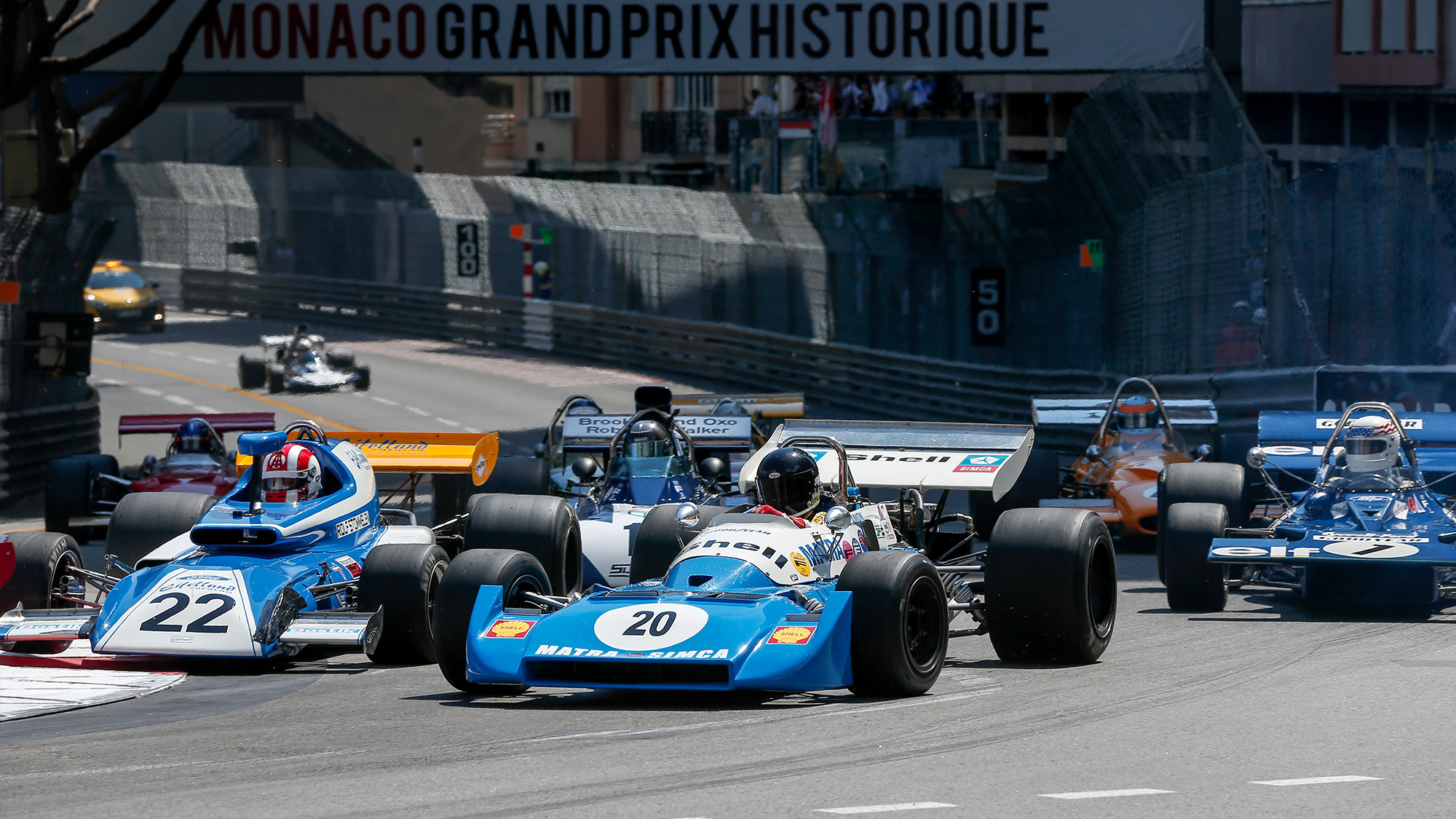 Watch the 2021 Historic Monaco Grand Prix here