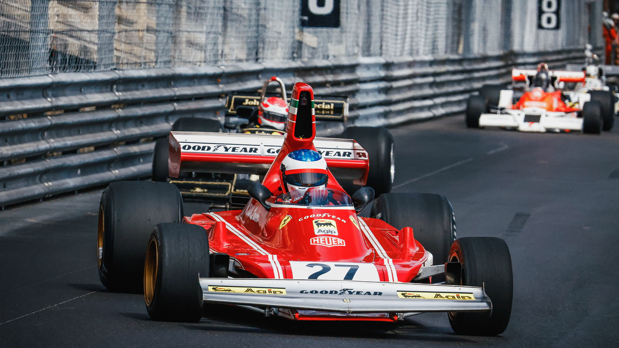 Drama for Jean Alesi on thrilling Monaco Historique weekend – report and gallery