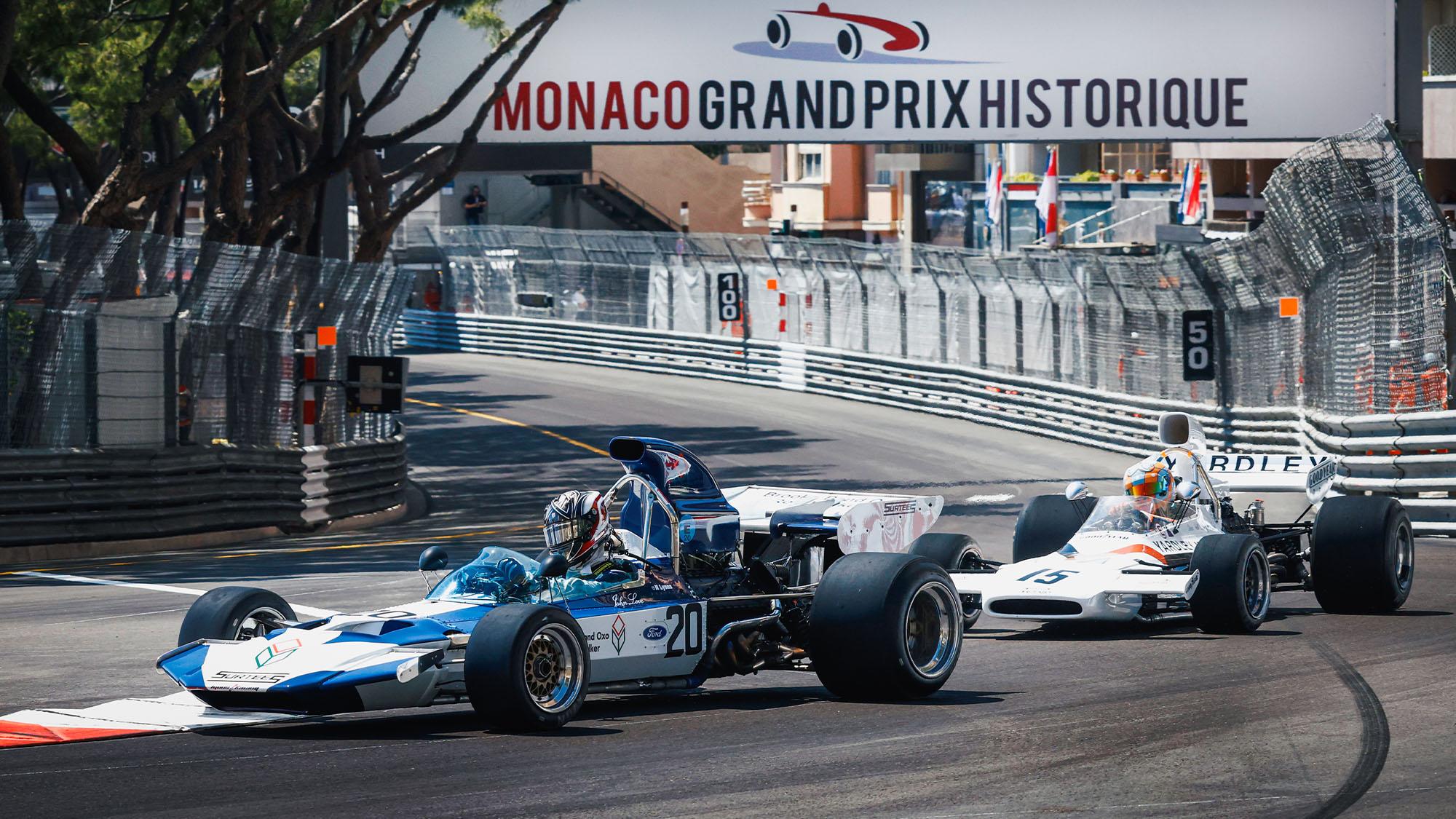McLaren Surtees