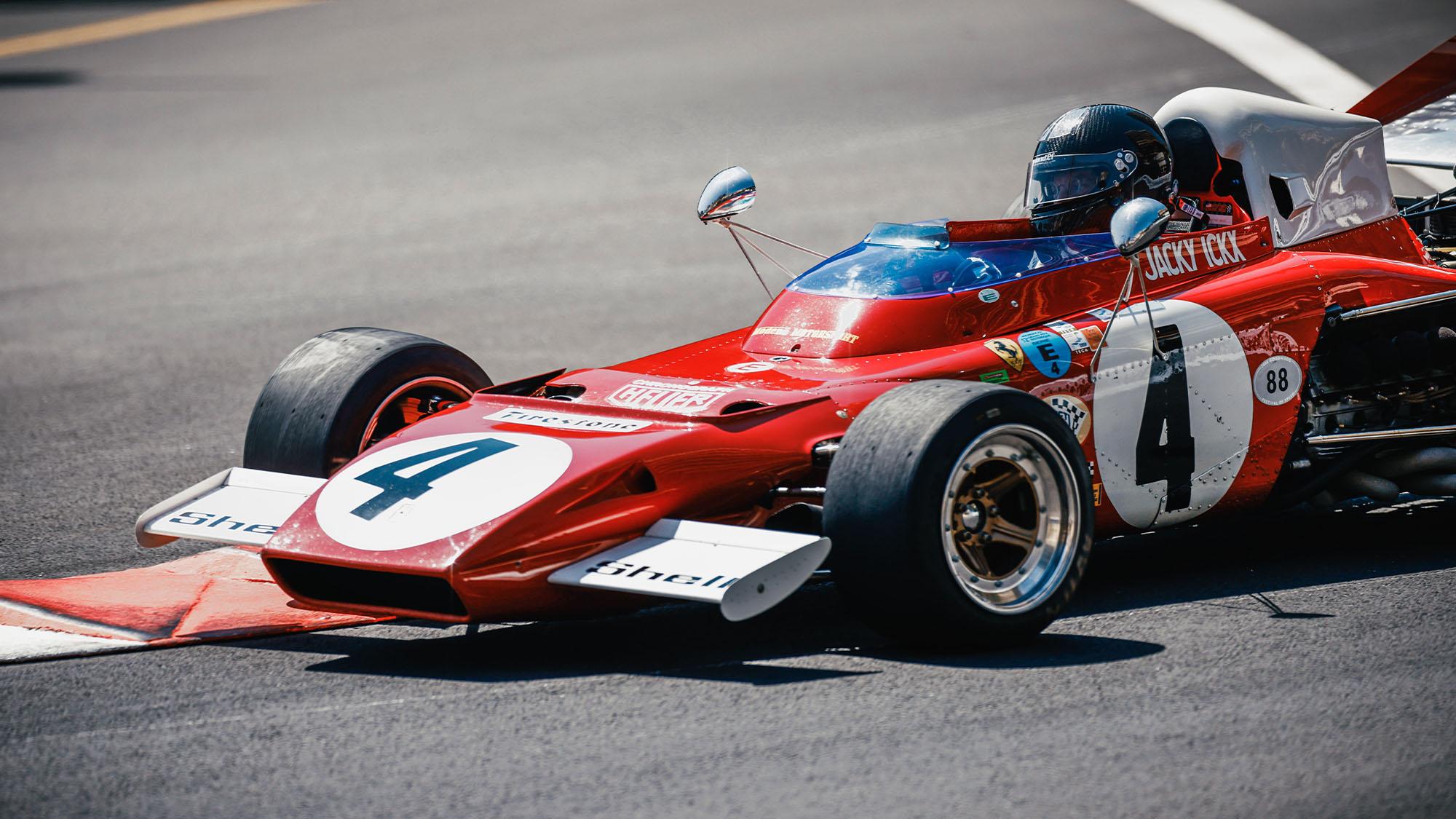 Ickx Ferrari