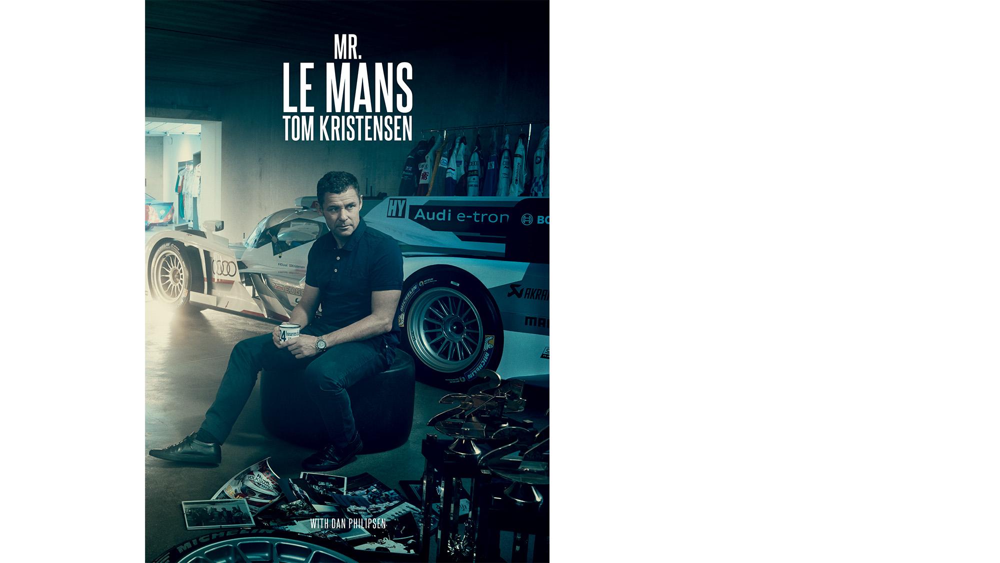 Tom Kristensen Mr Le Mans book cover
