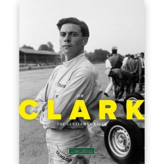 Product image for Jim Clark: The gentleman racer   Motor Sport Magazine   Collectors' Edition