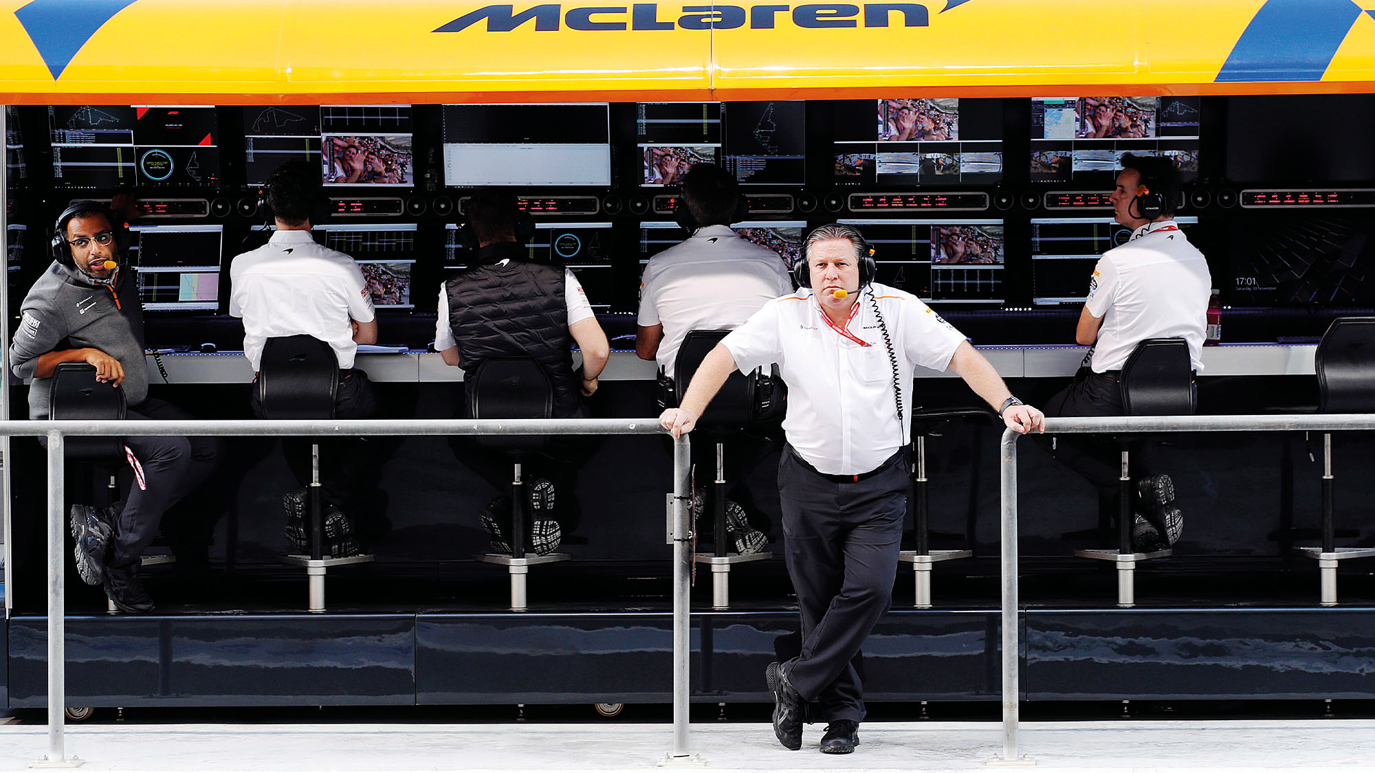 MPH: Zak Brown's manifesto for F1's future