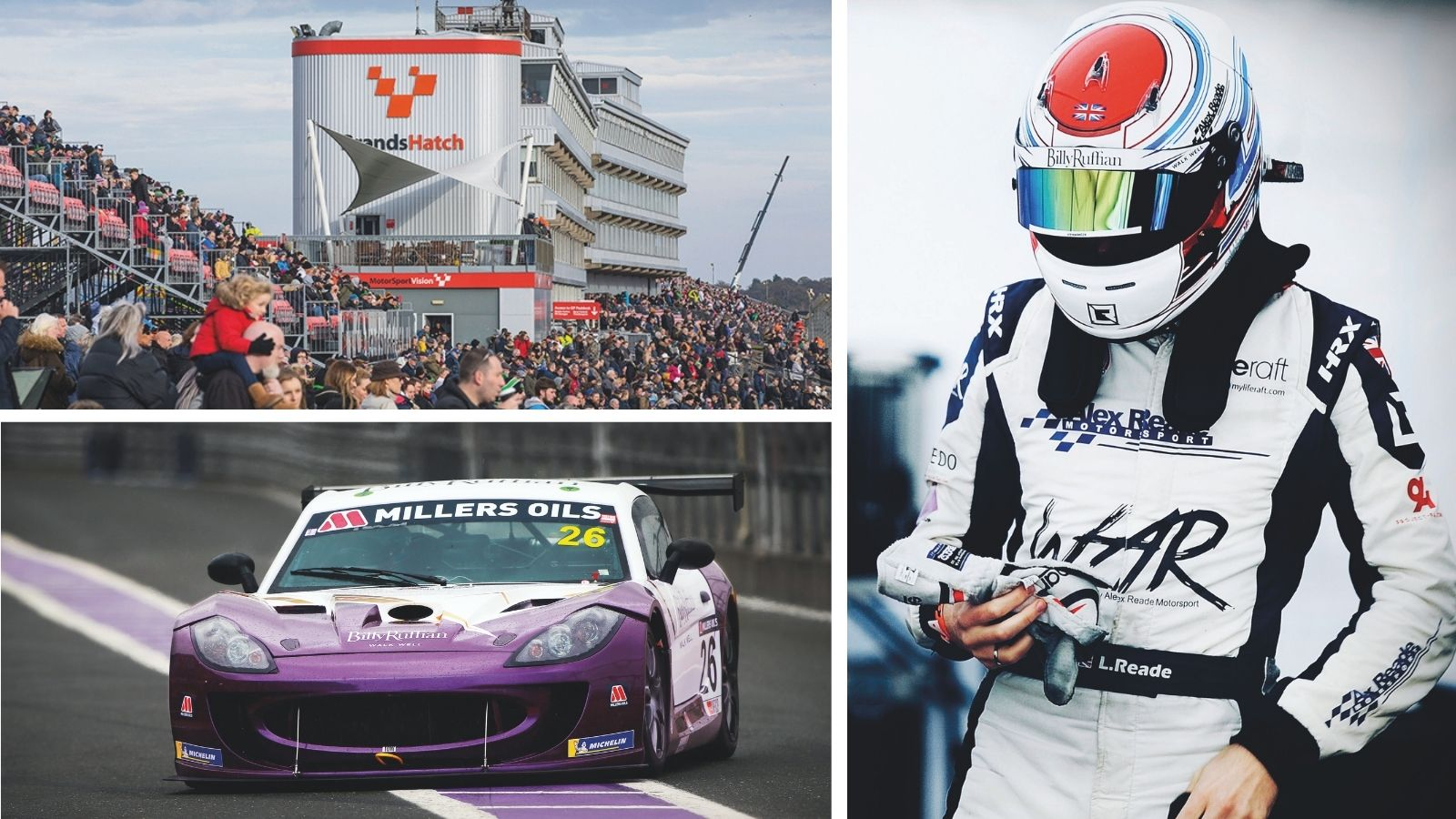 WIN a Brands Hatch Race Day Experience