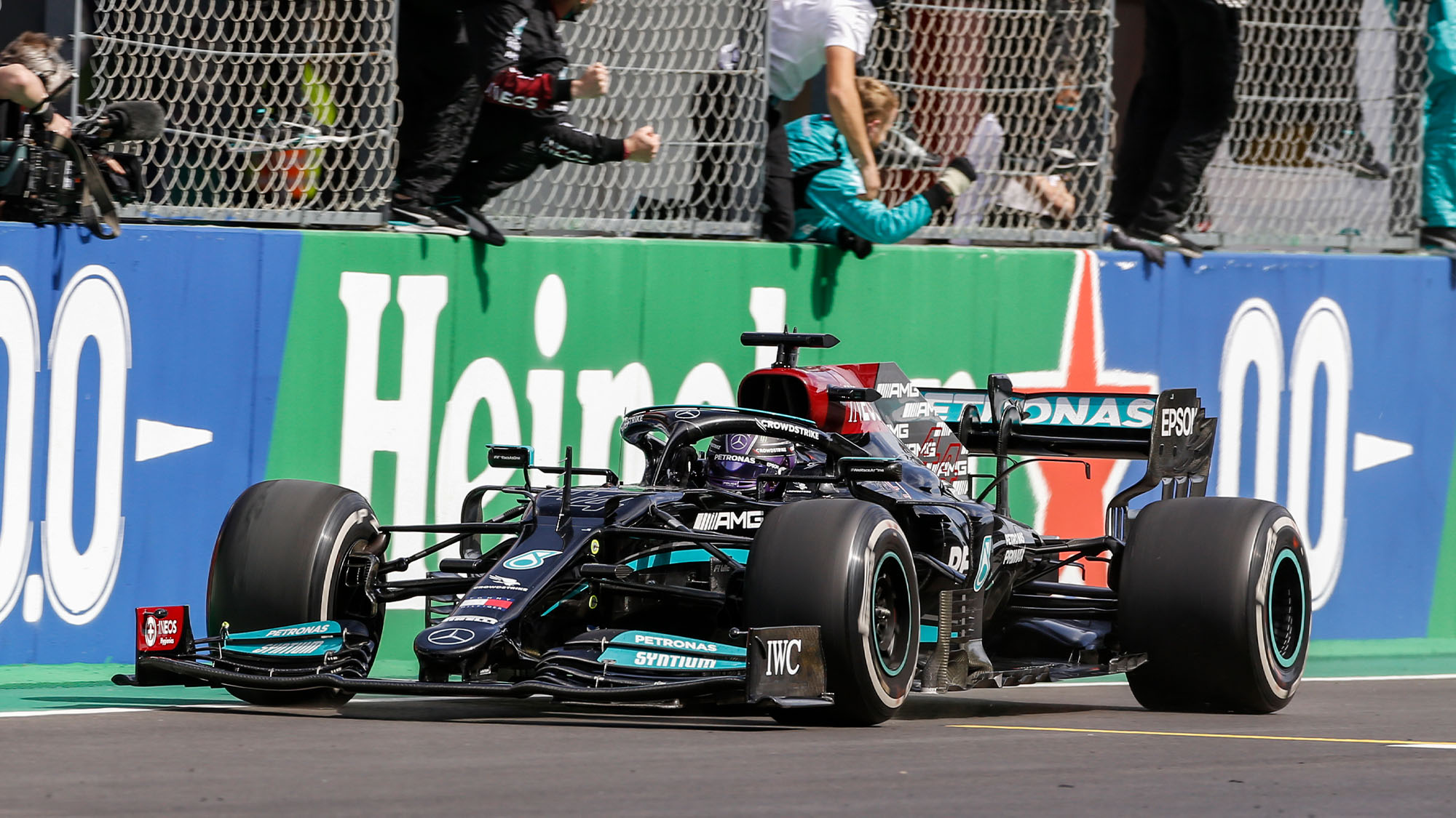 The small differences which swung the Portuguese GP in Hamilton's favour – MPH