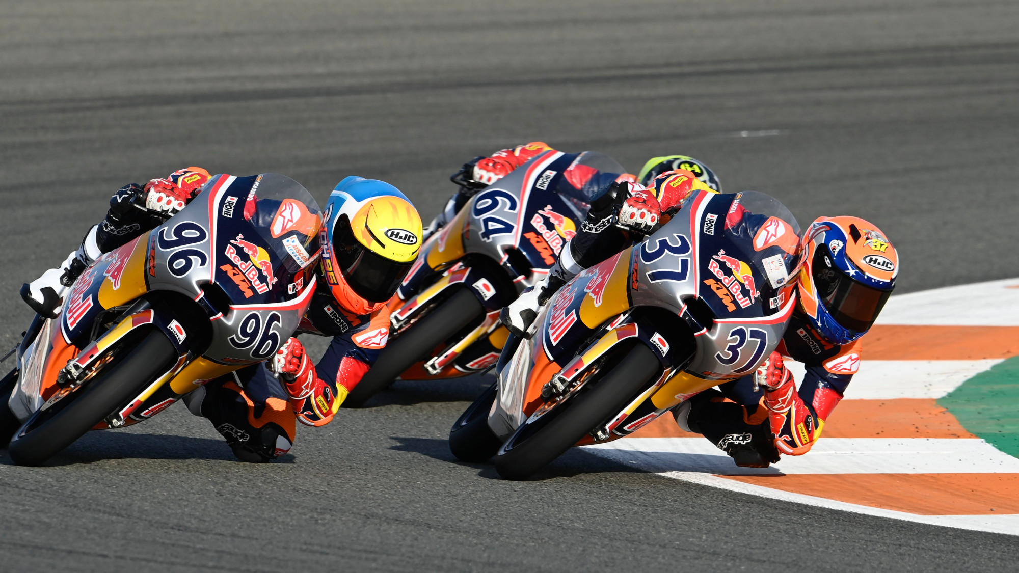 Pedro Acosta, Red Bull Rookies Cup