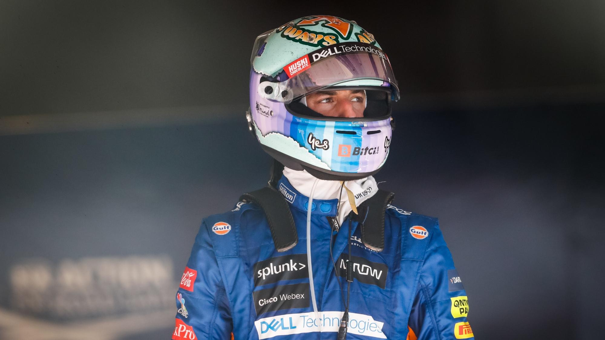 Daniel Ricciardo, 2021 Portuguese Gp